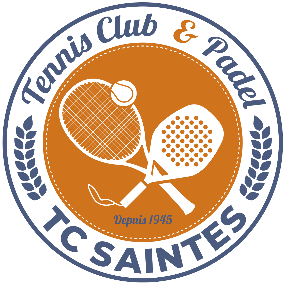 TENNIS CLUB DE SAINTES